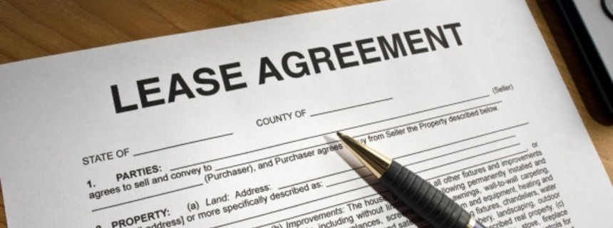 What is a lease agreement?