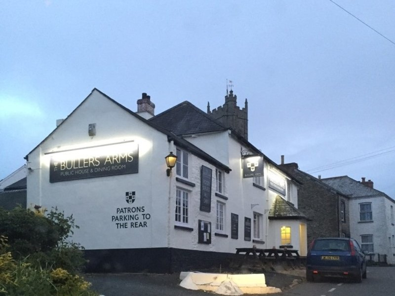 Image result for The Bullers Arms, The Square, Landrake