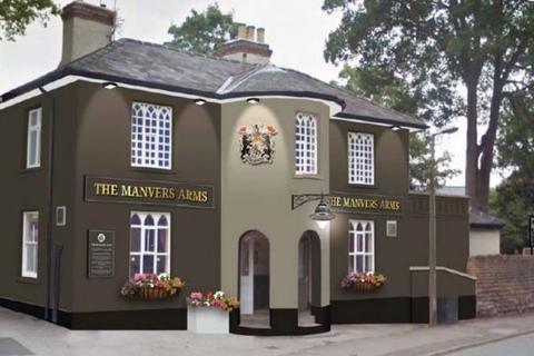 Manvers Arms