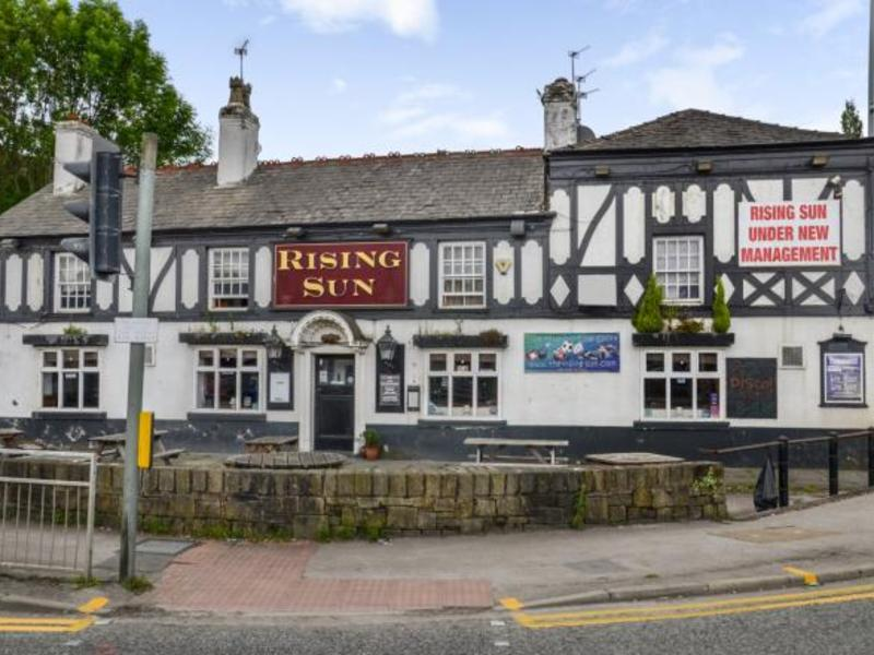 Stockport Pubs With Function Rooms