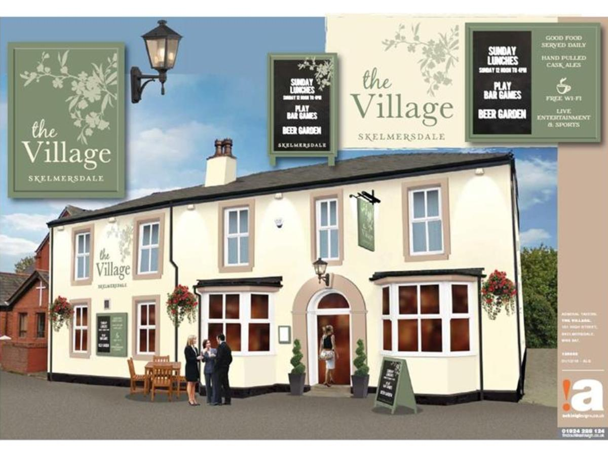 Village Inn Skelmersdale Wn8 8at Available For Tenancy