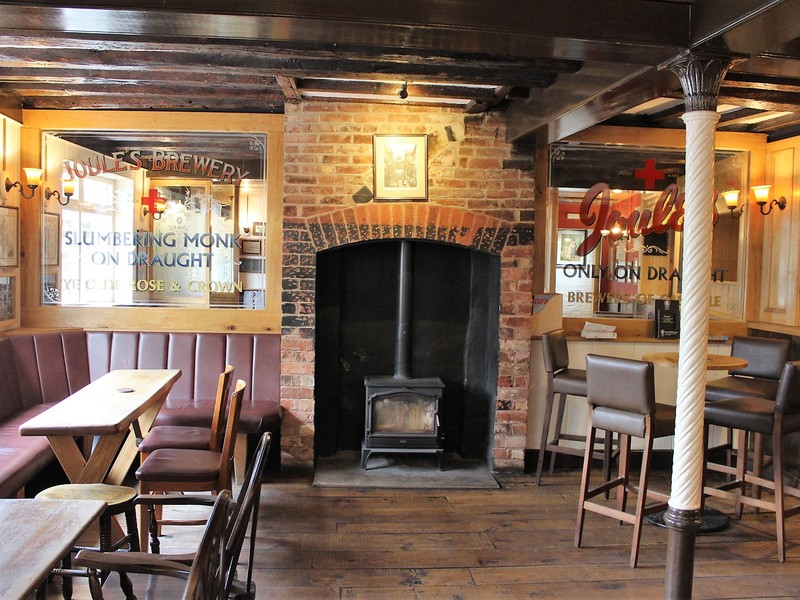 Ye Olde Rose and Crown
